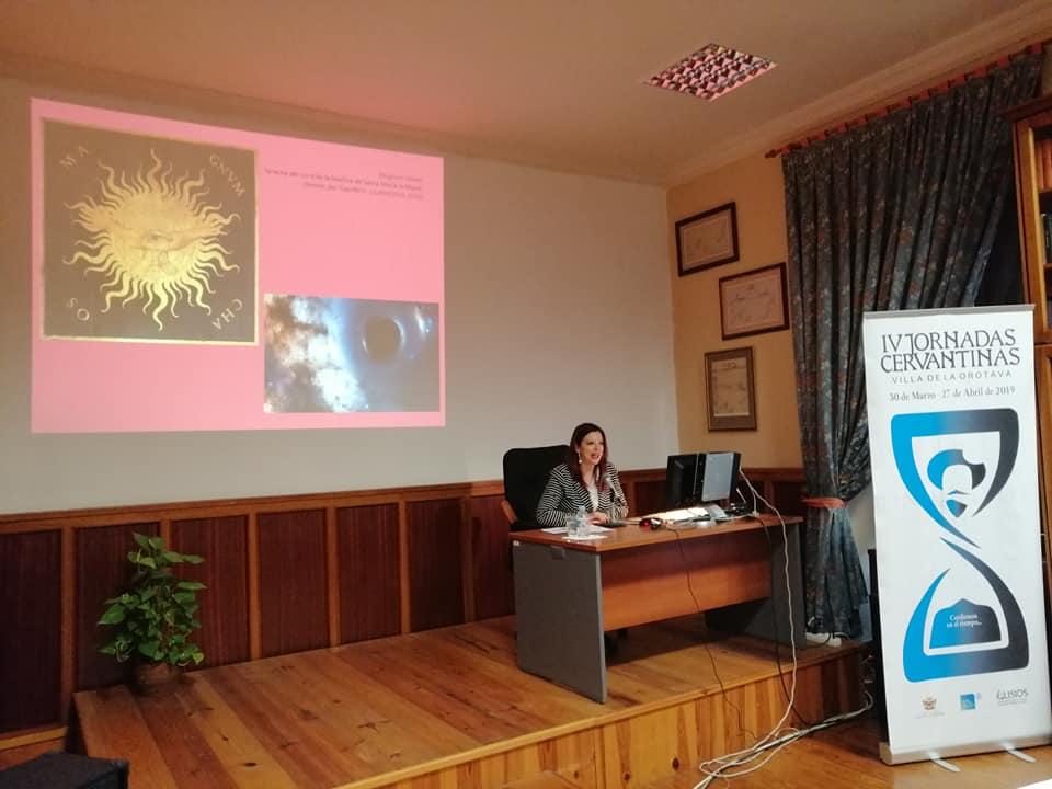 Conferencia Maria van Gol