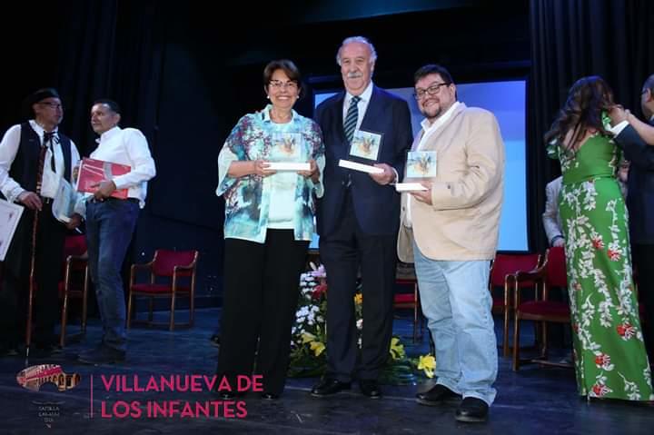 LAS ASOCIACIÓN CULTURAL ALISIOS, PREMIO 'DIFUSIÓN DE LA CULTURA' DE LA UNIVERSIDAD LIBRE DE INFANTES