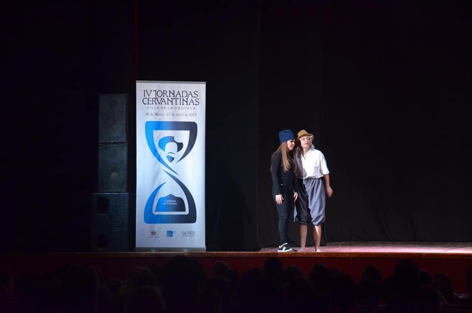 Teatro escolar